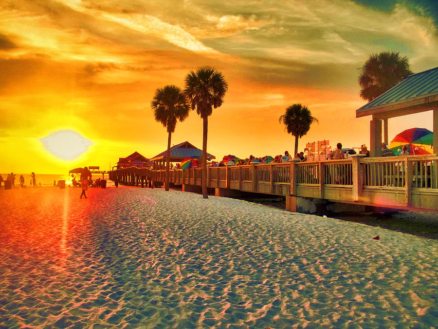 Sunset Beach House Clearwater Fl